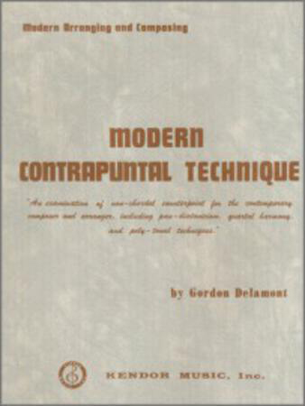 Modern Contrapuntal Technique