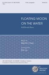 Floating Moon on the Water