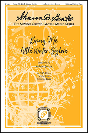 Bring Me Little Water, Sylvie community sheet music cover
