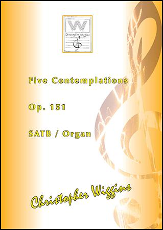 Five Contemplations, Op. 151