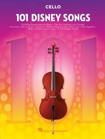 101 Disney Songs Cover