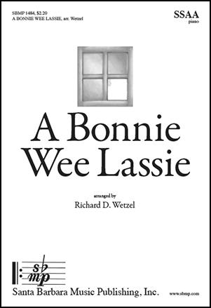 A Bonnie Wee Lassie