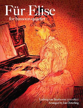 Fur Elise (for Bassoon Quartet)