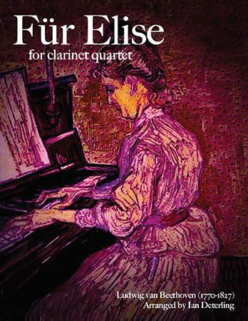 Fur Elise (for Clarinet Quartet)