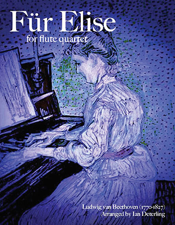 Fur Elise (for Flute Quartet)