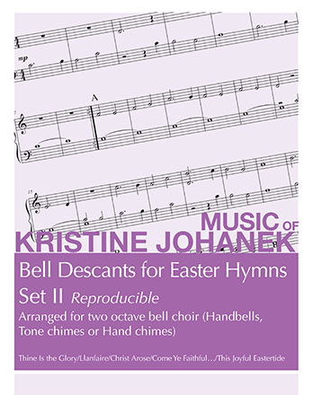 Bell Descants for Easter Hymns Set 1