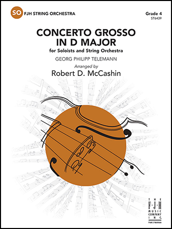 Concerto Grosso in D Major