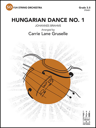 Hungarian Dance No. 1