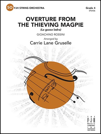 Overture from The Thieving Magpie