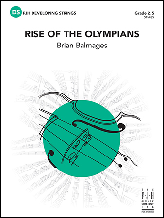 Rise of the Olympians
