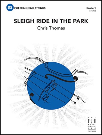 Sleigh Ride in the Park