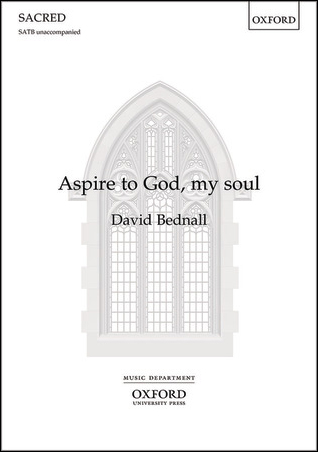 Aspire to God My Soul