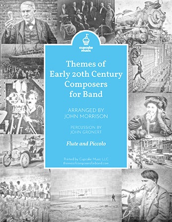 Themes of Early 20th Century Composers for Band
