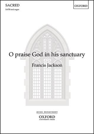 O Praise God in His Sanctuary