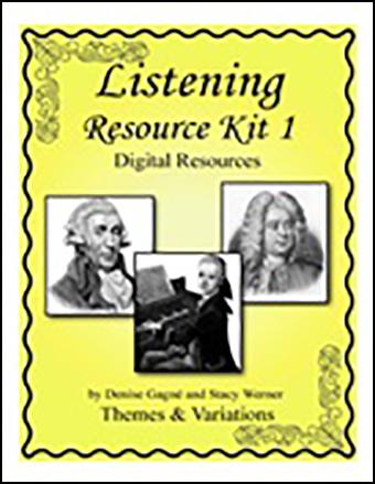 Listening Resource Kit 1