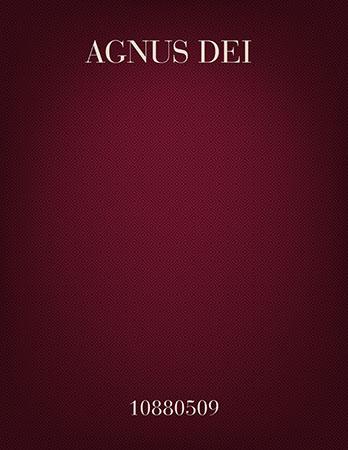 Agnus Dei (SSA)