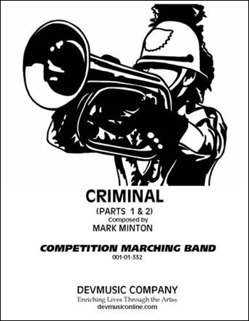 Criminal marching band show cover
