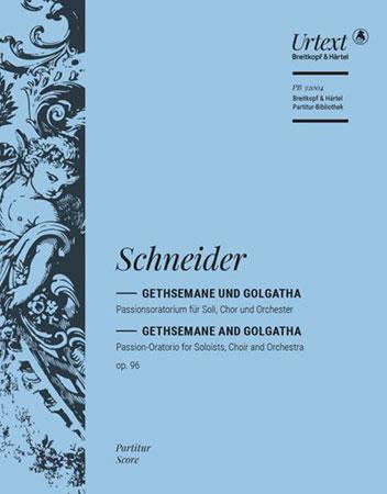 Gethsemane and Golgatha, Op. 96