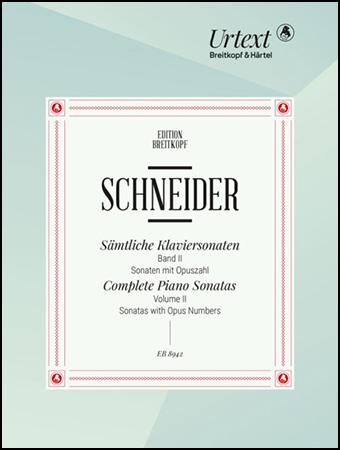 Complete Piano Sonatas, Vol. 2