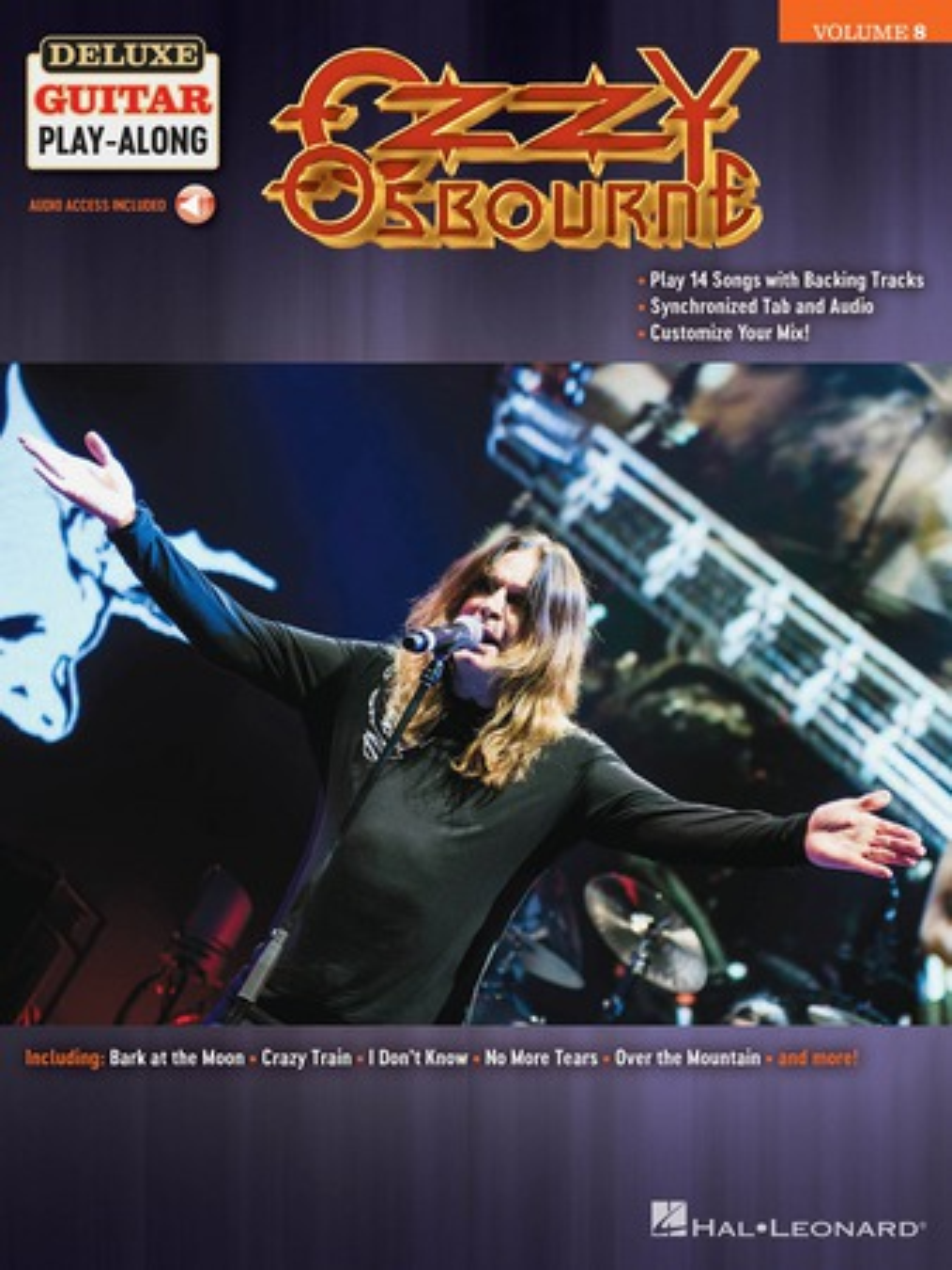 Deluxe Guitar Play-Along, Vol. 8: Ozzy Osbourne