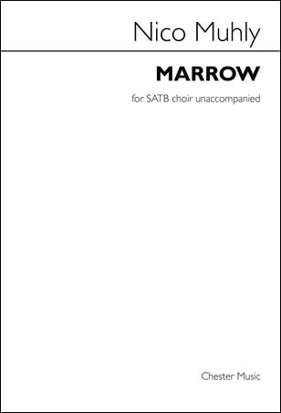 Marrow library edition cover