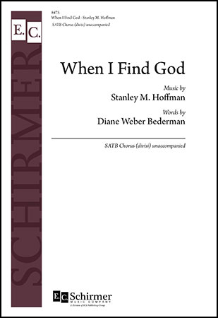 When I Find God