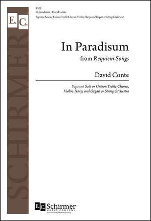 In Paradisum from Requiem Songs