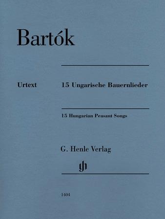 15 Hungarian Peasant Songs