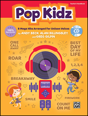 Pop Kidz classroom sheet music cover
