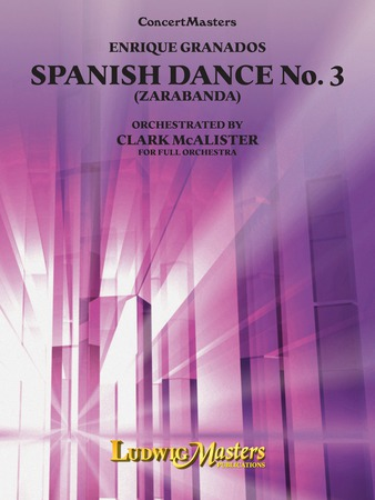 Spanish Dance No. 3