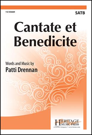 Cantate et Benedicite
