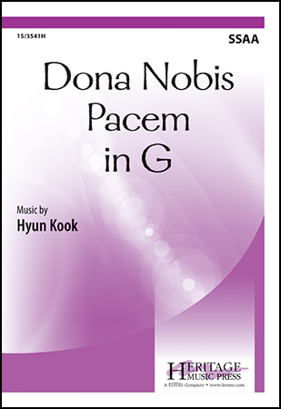 Dona Nobis Pacem in G