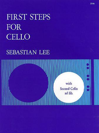 First Steps for One or Two Cellos, Op. 101