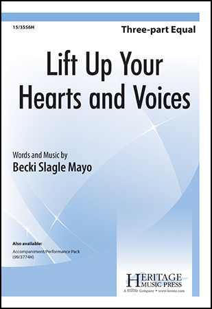 Lift Up Your Hearts and Voices