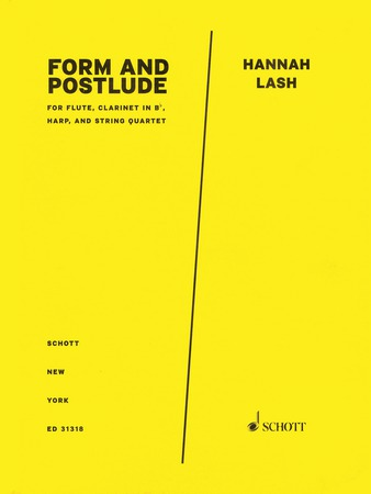Form and Postlude