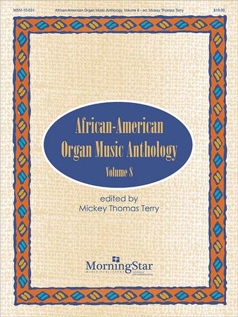 African American Organ Anthology #8