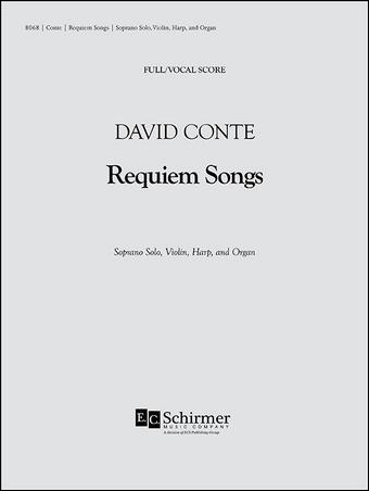 Requiem Songs String Orchestra Versi Jw Pepper Sheet Music