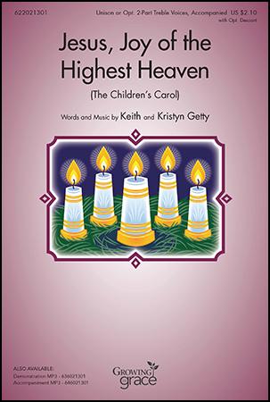 Jesus, Joy of the Highest Heaven