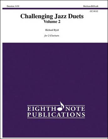 Challenging Jazz Duets, Vol. 2