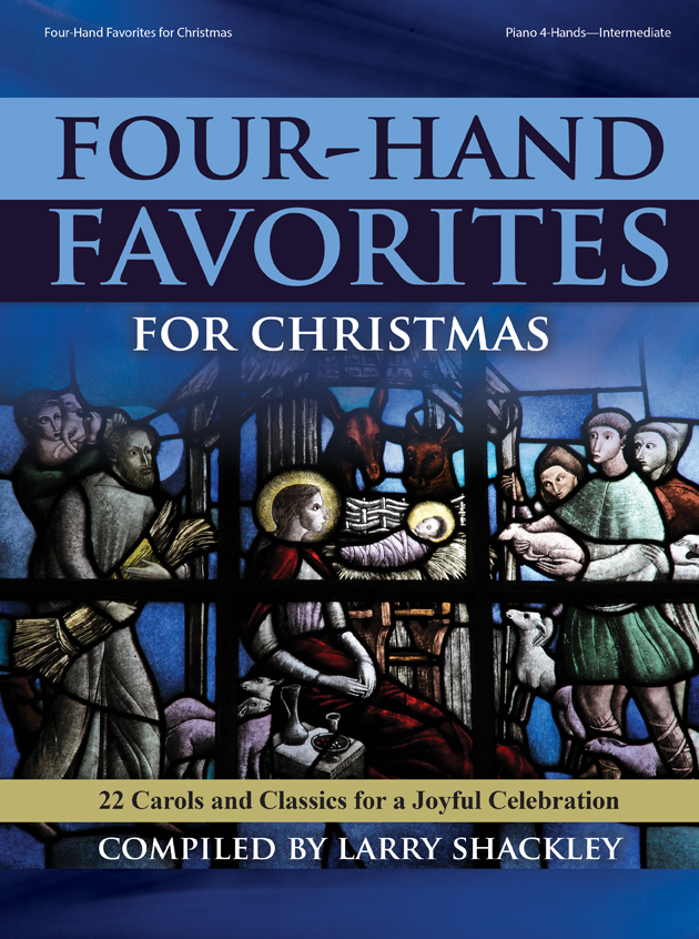 Four-Hand Favorites for Christmas Thumbnail