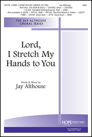 Lord, I Stretch My Hands to You Thumbnail