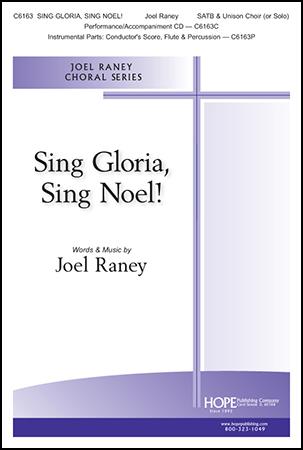 Sing Gloria, Sing Noel!