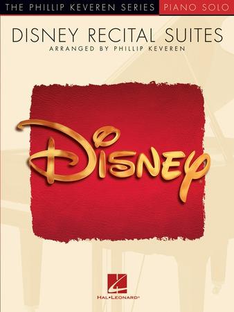 Disney Recital Suites