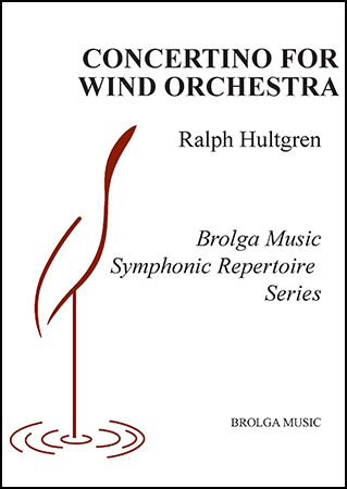 Concertino for Wind Orchestra