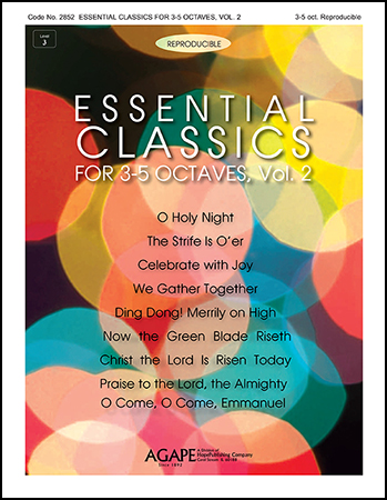 Essential Classics for 3/5 Octaves #2