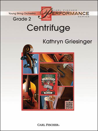 Centrifuge orchestra sheet music cover