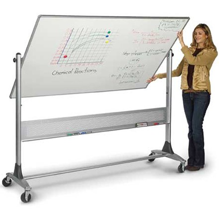 Platinum Reversible Marker Board