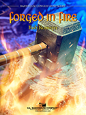 Forged in Fire band sheet music cover