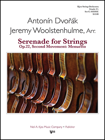 Serenade for Strings, Op. 22