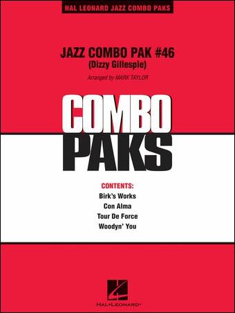 Jazz Combo Pak No. 46 (Dizzy Gillespie)